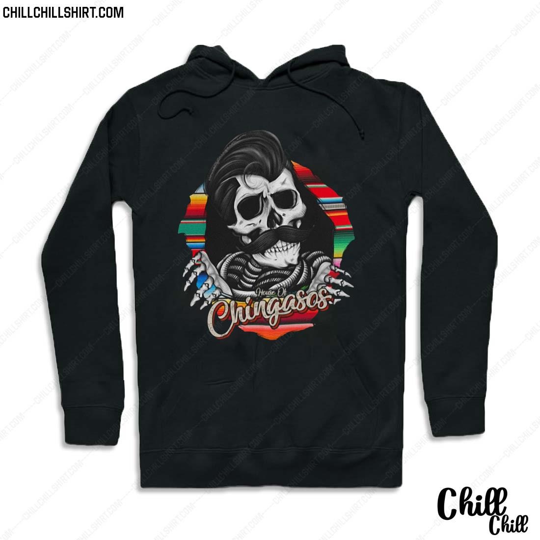 Chingasos Raza Pride Og Tee Shirt Hoodie