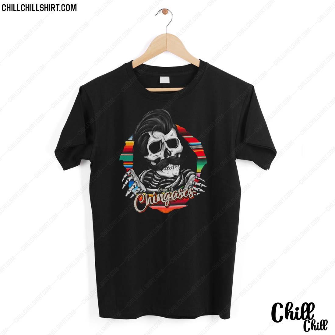 Chingasos Raza Pride Og Tee Shirt