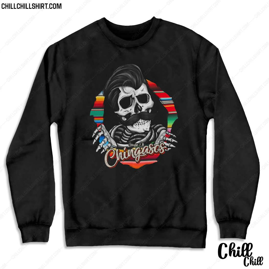 Chingasos Raza Pride Og Tee Shirt Sweater