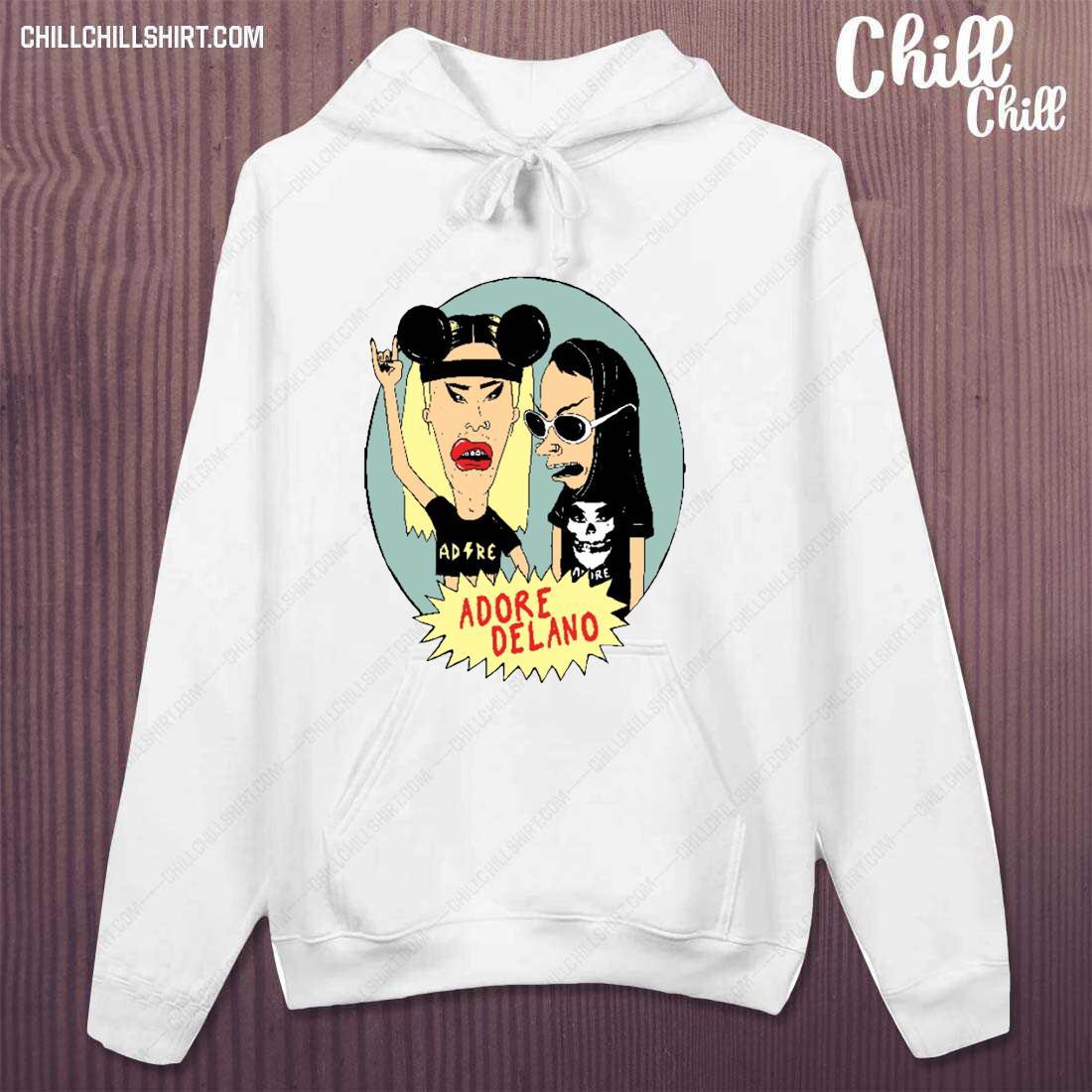 Devayne Merch Adore Delano Shirt hoodie