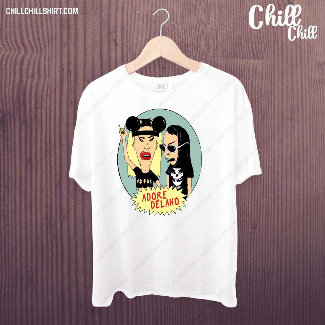 Devayne Merch Adore Delano Shirt