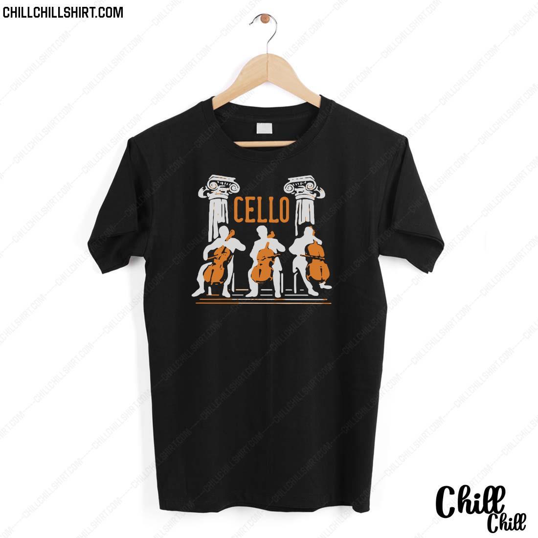 Official Cello Player Shirt